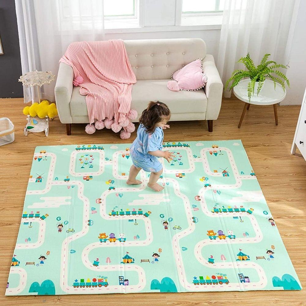 baby crawling mat